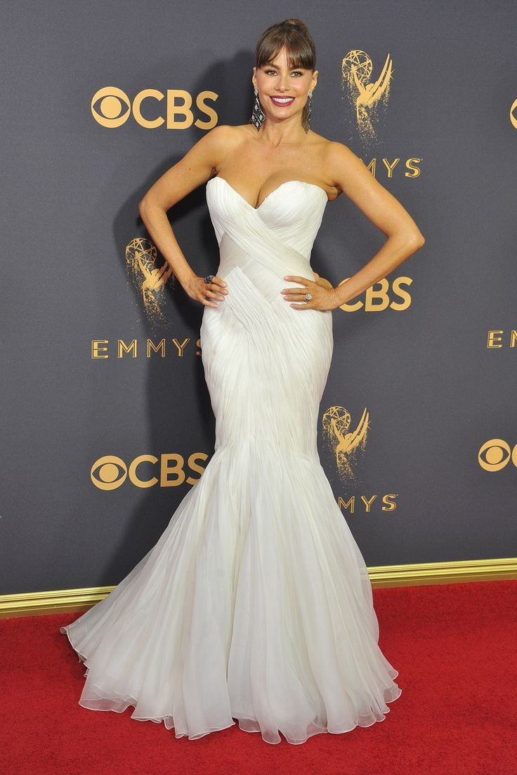 Wedding dress inspiration from red carpet at Emmys 2017 (BridesMagazine.co.uk)