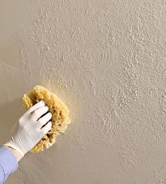 Learn about textures and texture options. Find tips and information on using texture paint, bold plaster texture, stucco, and more. From DIY Advice.