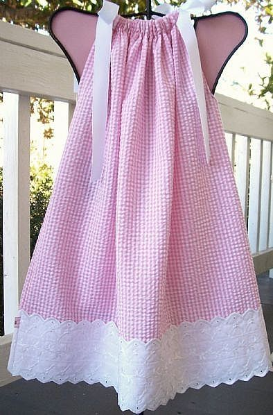How to Make a Pillowcase Style Dress