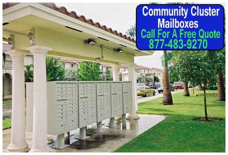 All community mailboxes that XPB Lockers carries are designed to work within the postal service guidelines. For example, our 12-Door Cluster Mailbox Unit with Parcel Locker has a secure locking mechanism, rain shield, and secure front access for depositing and retrieving mail. #cpumailbox