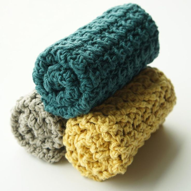 14 besten Dishcloth & Washcloth Patterns Bilder auf Pinterest ...