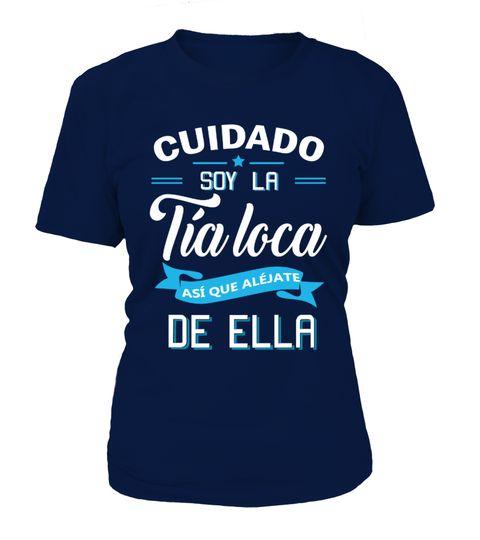 """# TÍA LOCA - Más diseños - desplácese hacia abajo .  ¡Oferta especial y limitada! No disponible en tiendas""""Tengo una Tía loca"""" >> https://www.teezily.com/sp-tialoca""""Soy la Tía loca"""", """"De él"""" >>https://www.teezily.com/13-tia-loca""""Soy el Tío loco"""", """"De él"""" >>https://www.teezily.com/sp-tio-deel""""Soy el Tío loco"""", """"De ella"""" >>https://www.teezily.com/13-sp-tio-locoDiferentes productos y colores disponibles¡Compre el suyo antes de que sea muy tarde!Pago seguro vía Visa / Mastercard / Amex…"""