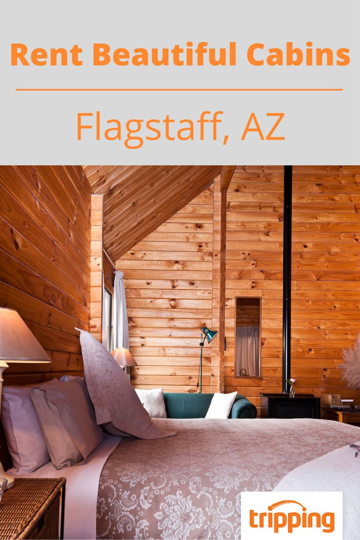 Flagstaff cabins and other rental properties are available now. Tripping.com partners with top rental sites to bring you an unparalleled online selection of Flagstaff rentals.