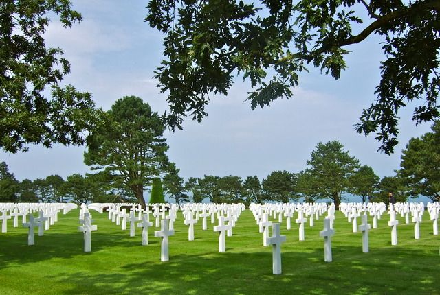 Normandy American Cemetery and Memorial - Colleville-sur-Mer, France | AFAR.com