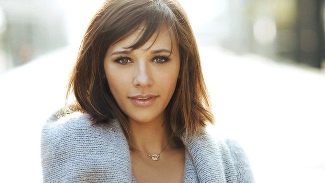 RASHIDA JONES Age: 39  Profession: Actress  Quincy Jones is one of the greatest music producers this side of George Martin, but his greatest creation was Rashida Jones. Oh, and her mom is Peggy Lipton. No big deal. Rashida attended Harvard and soon began landing small guest spots on television series such as The Office and Boston Public. She's also been in big time movies like The Social Network and I Love You, Man.