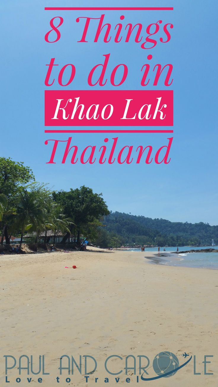 how to get to khao lak
