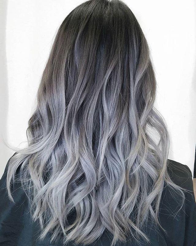 DONE!!!!#tgifridays  @fanola_usa #fanolafiberfix @schwarzkopfusa fanola#fiberfixs#behindthechair#ombre#platinum#blond#modernsalon#hairslut#hairporn#americansalon#yelp#Asian#asianblond#ash#ashy#balayageombre#rootyombre#hairporn#guytang#oneshotombre#oneshotcurl#unicorn#beautiful#olaplex