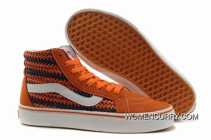 https://www.womencurry.com/vans-sk8hi-weave-orange-retro-mens-shoes-authentic.html VANS SK8-HI WEAVE ORANGE RETRO MENS SHOES AUTHENTIC Only $74.28 , Free Shipping!