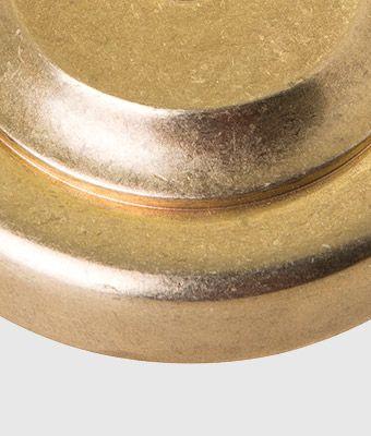 Rumbled Brass