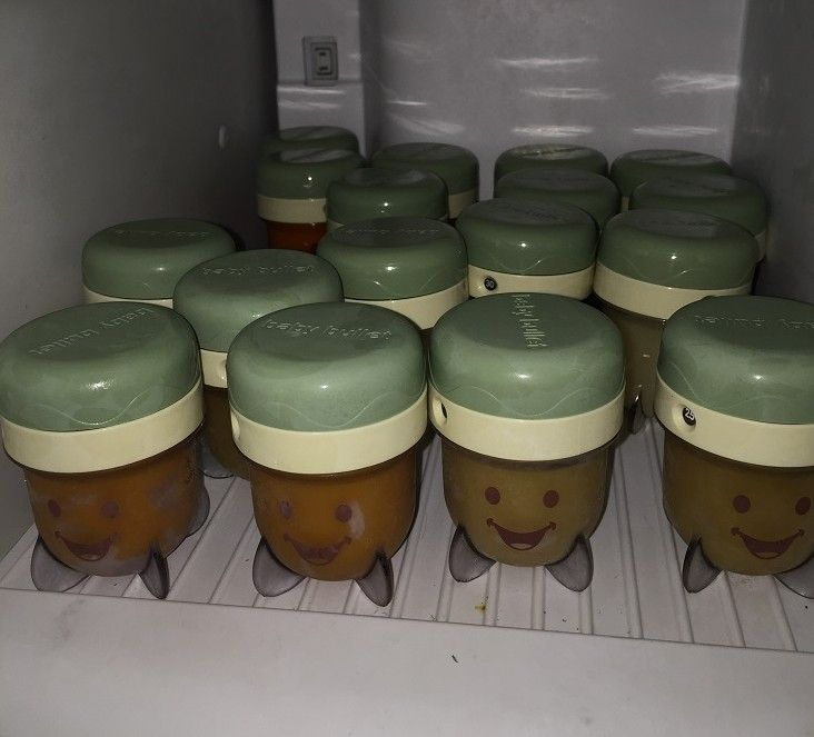 Baby Food For 4 Month Old Homemade