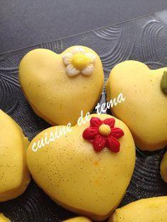 Sablés au citron Bonjour tout le monde, Toujours dans le mood sablés, et cette fois ci, ...