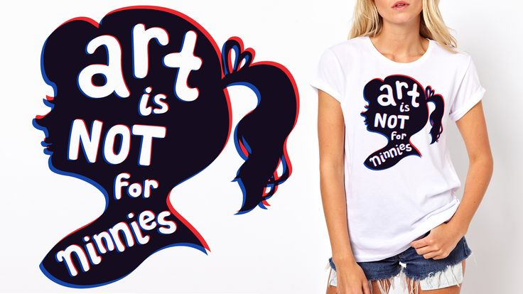 Art Is Not For Ninnies