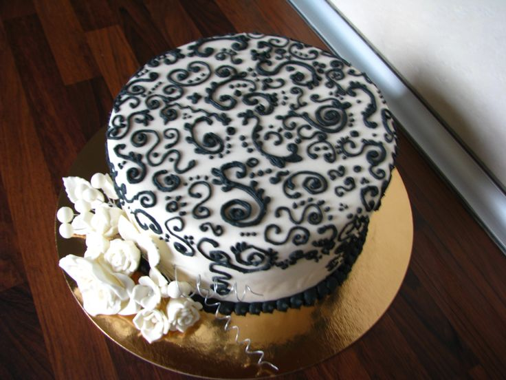 Philadelphia cake for my aunt VI