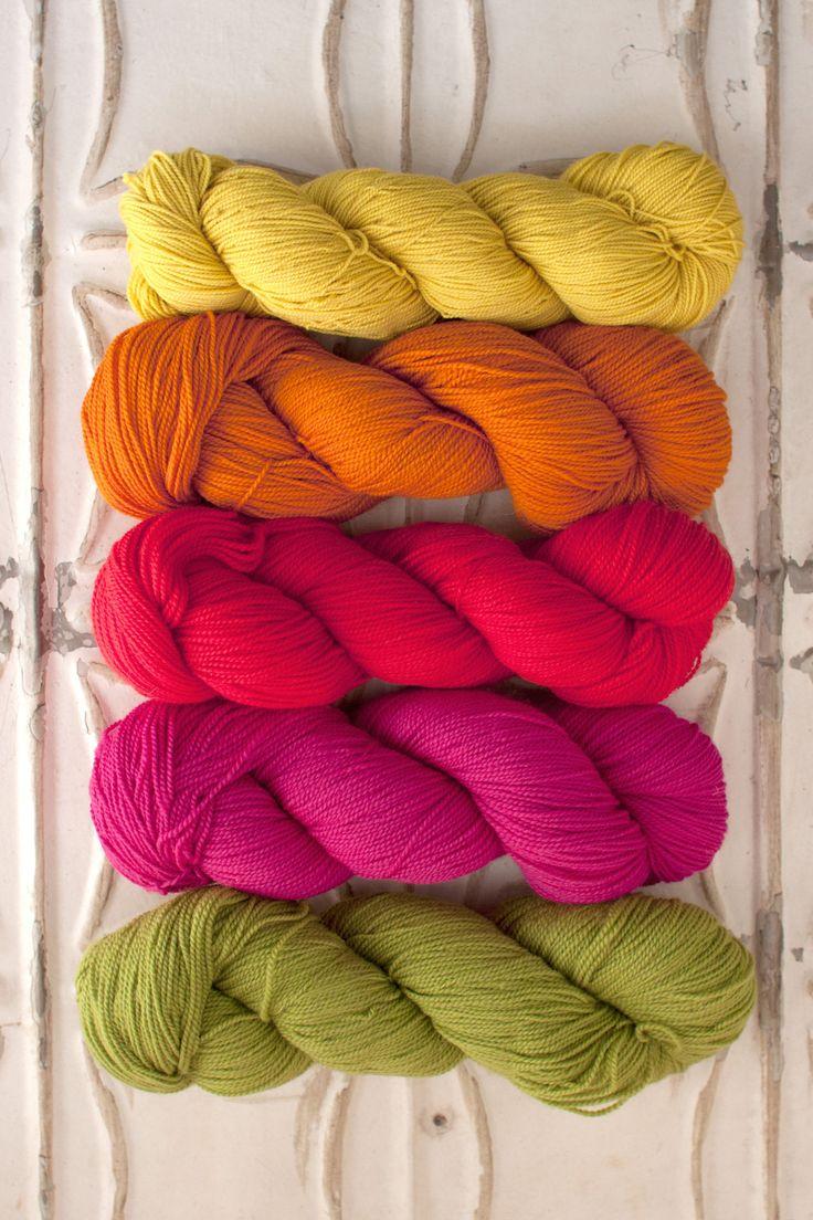 yarn art color garden : Yarn For Garden House Baby Blanket