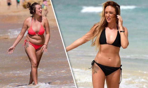 4weekdiet2 - burn belly fat #bodytransformation #weightlossprogress #fattofit #weightloss