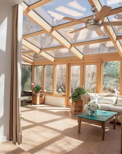 78 best images about covered 2nd floor deck sunroom on for Second floor sunroom