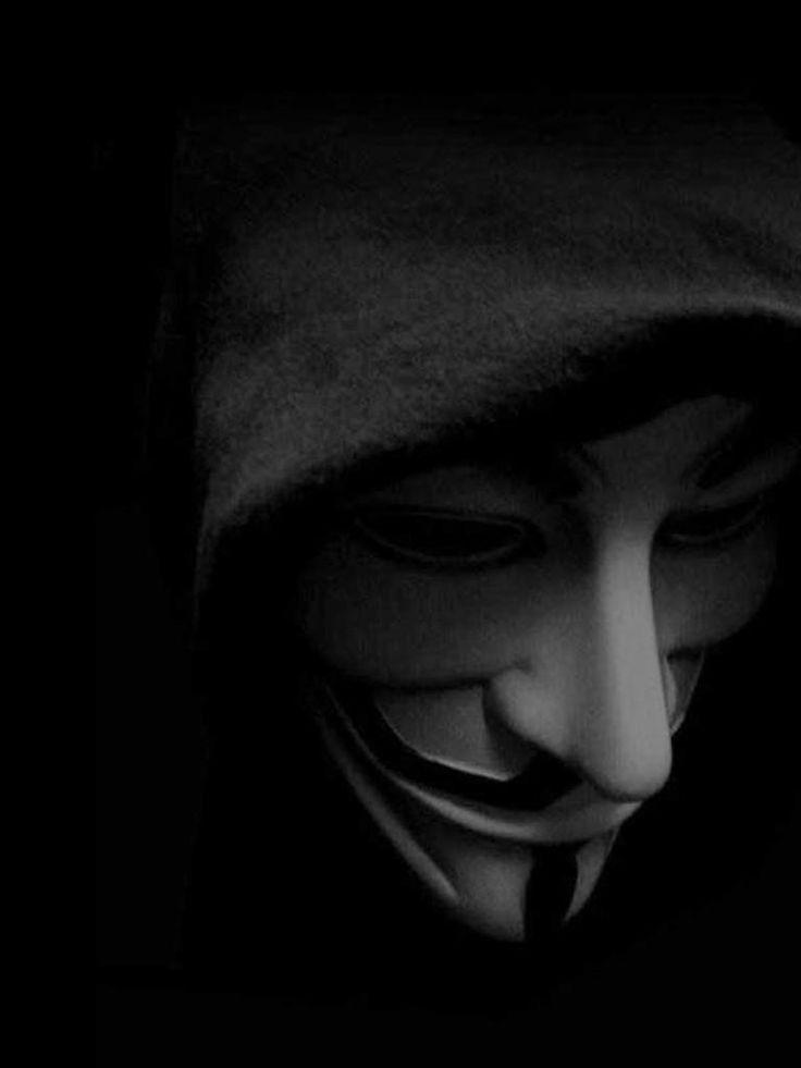 V For Vendetta Mask Stencil 76 best ANONYMOUS imag...