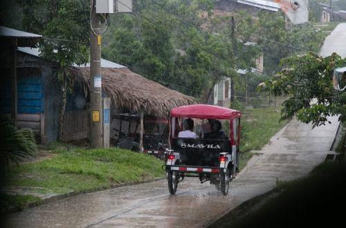 Jungle village - Amazon, Peru