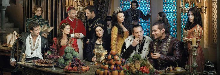 the tudors | La+Cène_The+Tudors.jpg