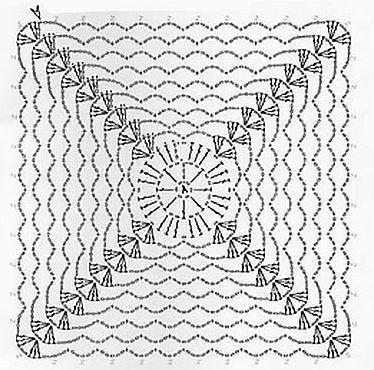 crochelinhasagulhas: Pants and blouse crochet Vanessa Montoro