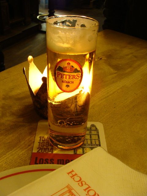 The best beer places in Koln, Köln (Cologne), Germany for Kolsch bier and more.