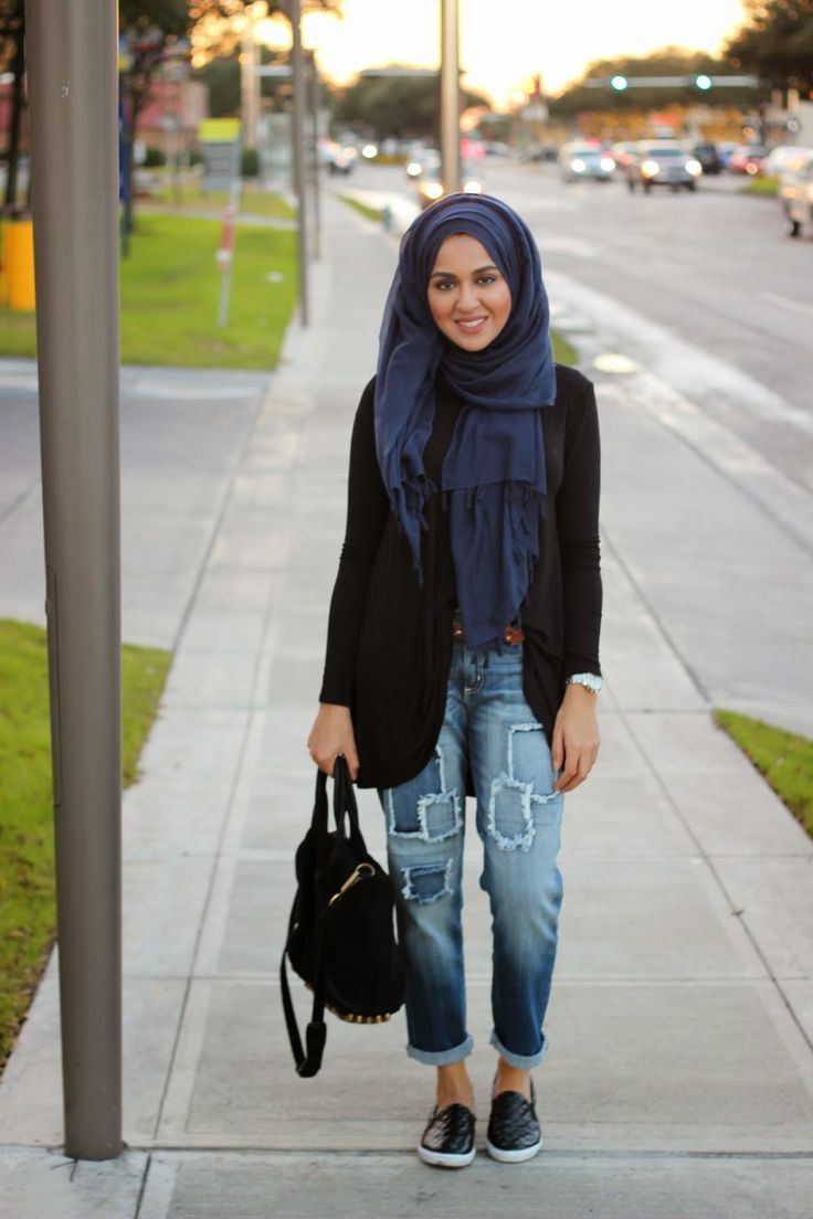 Best 25+ Hijab fashion ideas on Pinterest | Muslim fashion ...