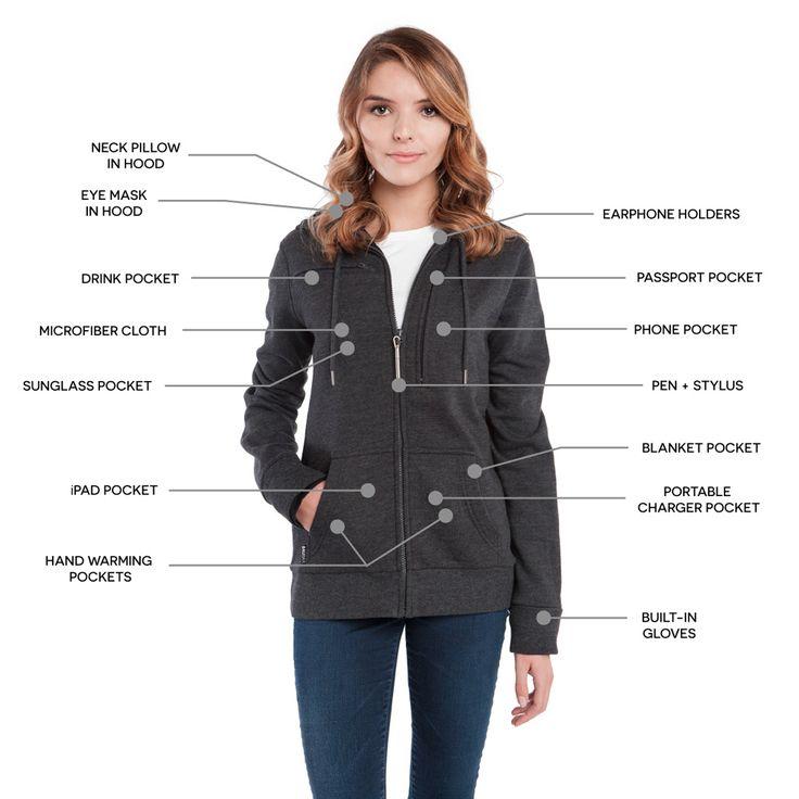 Tavel jacket