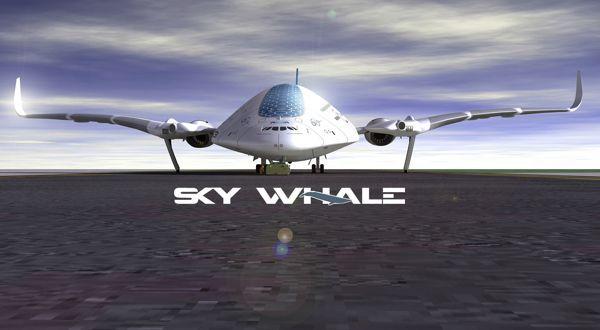 Sky Whale, l'aereo di dopodomani secondo Oscar Vinals