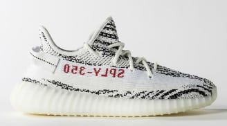 Adidas Yeezy 350 Boost V2 Zebra Release Date Profile CP9654