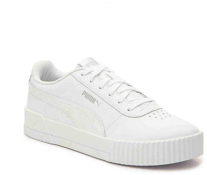 Puma Carina Sneaker Women's | Leather shoes woman, Fall