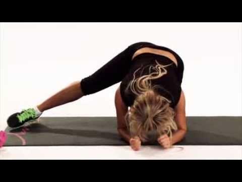 Tracey Anderson - Level 5 - 25:58 min - Gravar