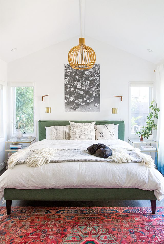 Sarah Sherman Samuel Has The Equation For A Perfectly Put Together Bedroom Design