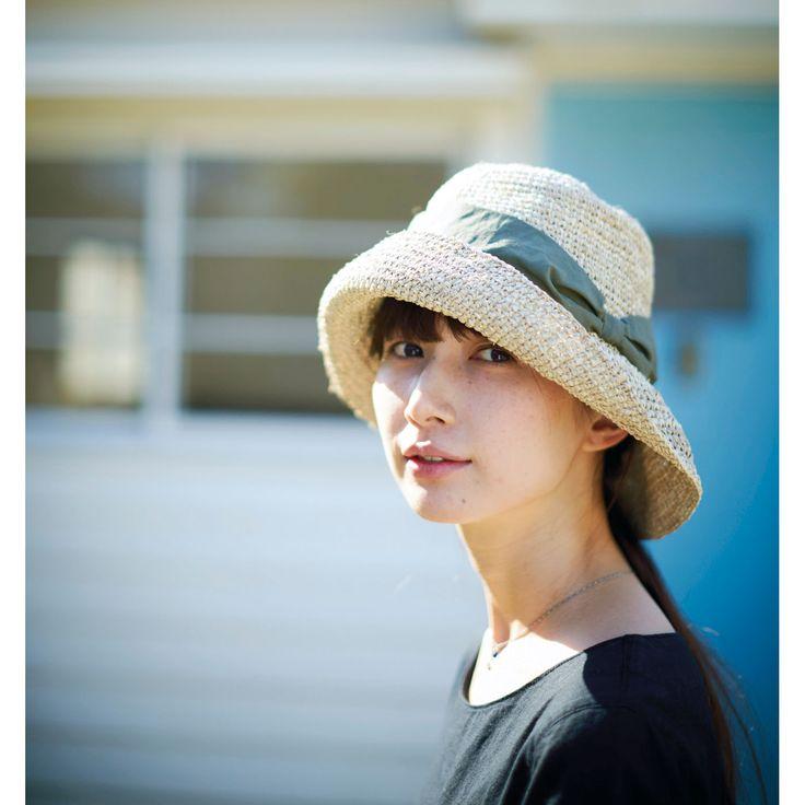 Sunny clouds 清新柔和草帽 | FELISSIMO