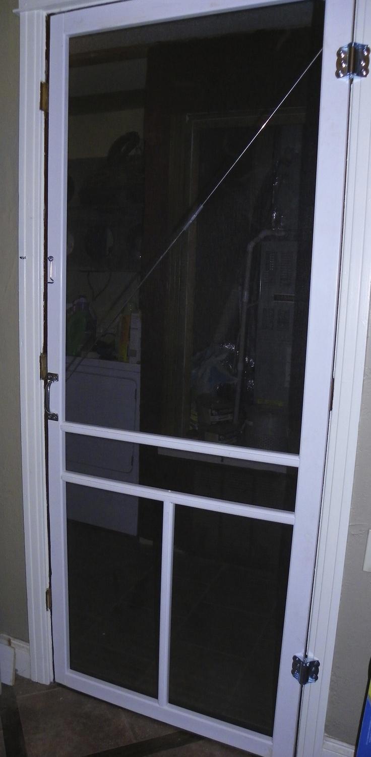 17 best images about screen doors on pinterest exterior for Wood screen doors