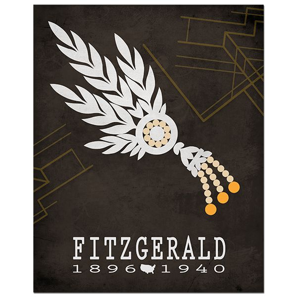 the great gatsby an autobiography of f scott fitzgerald And the american dream f scott fitzgerald's life is a tragic example of both sides of the american fitzgerald completed his best-known work: the great gatsby.