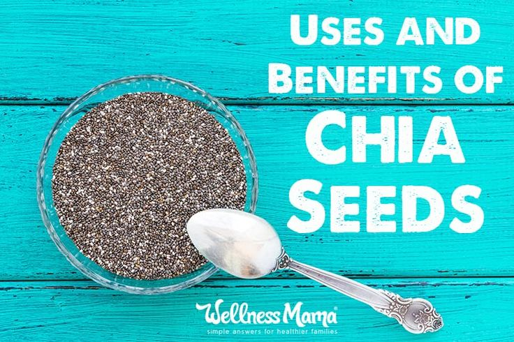 Chia seeds have many uses and benefits due to their high nutrient content, and are great for making chia seed pudding, as an egg substitute and more!