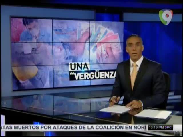 Sindicalistas Califican De Vergonzoso El Salario Minimo En RD #Video