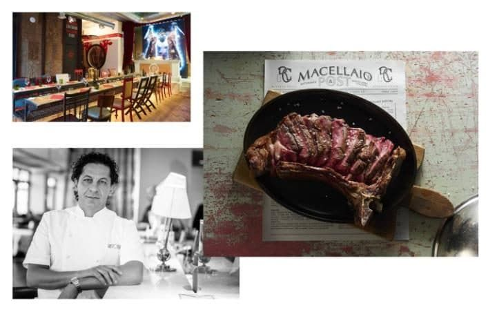 """""""Macellaio RC is all about premium meat cuts from Italy, accompanied by cicchetti, charcuterie and homemade pastas. Their latest placeon Union Street also features a Ligurian bakery, a must for anyone who's been on the Italian Riviera and can no longer live without """"pissa""""and """"focaccia di Recco.""""Francesco Mazzei, chef patron of Sartoria"""