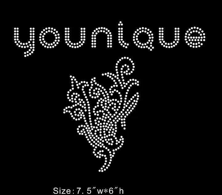 Younique decal for shirt