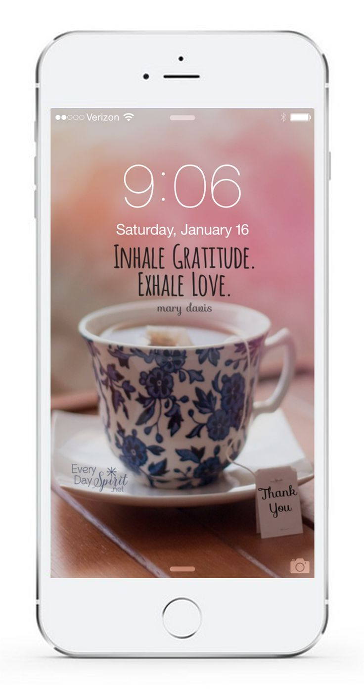 Perfect Every Day Spirit Lock Screens Is An App Of Over 700 Beautiful Wallpapers  That Inspire You Every Time You Look At Your Phone. Fill Your Screen With  Love, Joy ...