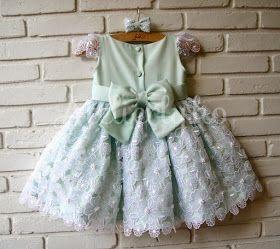 ***este vestido é único***(por enquanto não temos mais esta renda disponível)     Olha as fotinhos que a Erika me enviou quando o vestido...