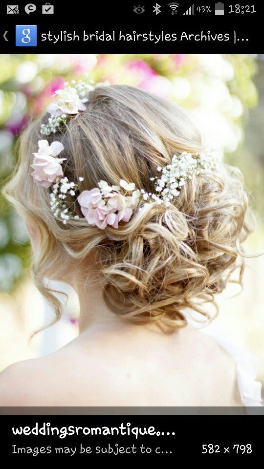 17 Best Ideas About Rustic Wedding Hairstyles On Pinterest