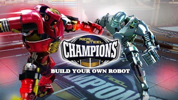 Real Steel Boxing Champions V2 2 121 Apk Mod Dinheiro Infinito