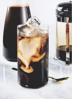 How to Cold Brew Perfect Coffee Concentrate - foodista.com Cold-brewed coffee is the best! The first time I made cold-brewed coffee, I sent my old coffeemaker away..