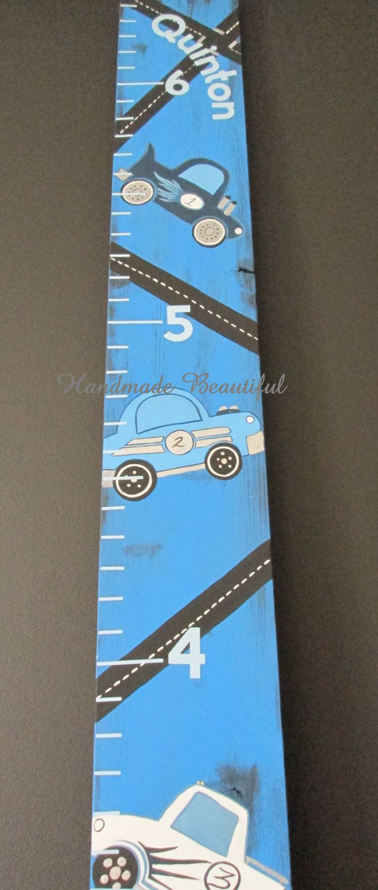 Growth Charts from Handmade Beautiful