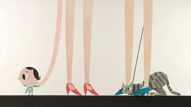 Les talons rouges / The Red Heels (2011)
