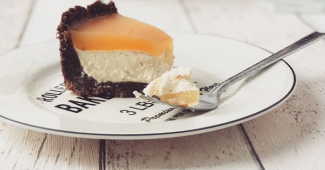 This gin and tonic cheesecake is pretty much your weekend sorted