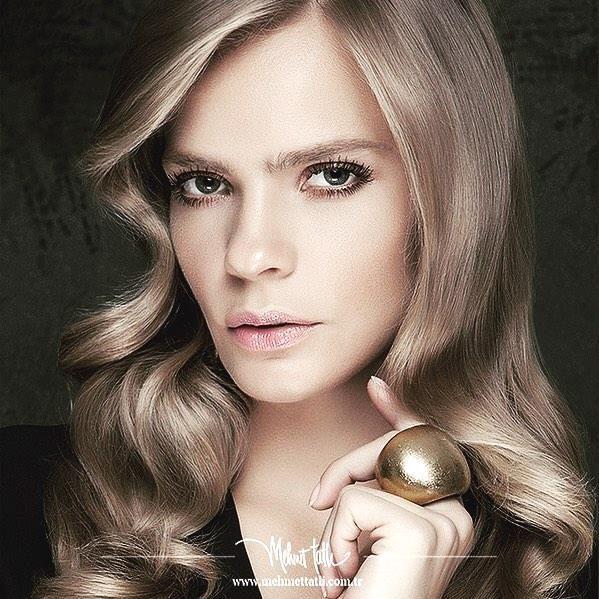 Mutlu haftalar dileriz :) Mehmet Tatlı Kuaför.  #saç #hair #hairstyle #lorealtürkiye #mehmettatlı #mehmettatlikuafor #blonde #sarışın #redhair #kızıl #kumral #longhair