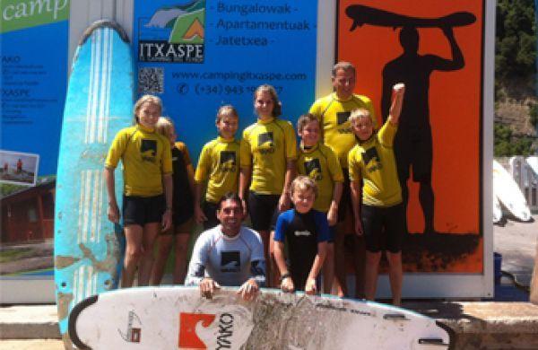 Escuela de Surf Yako