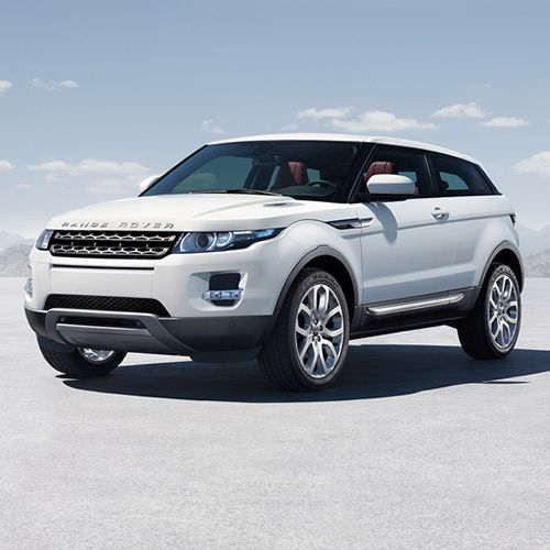 this car!  The Range Rover Evoque